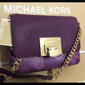 New crossbody perfect Mother's Day gift Mk authent